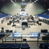 Photo taken at Ector County Coliseum by Dave W. on 5/28/2011