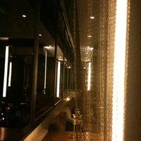Photo taken at Restaurante Arola Vintetres by Felipe P. on 1/15/2012