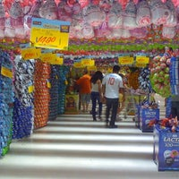 Photo taken at Carrefour by Luanda S. on 3/24/2012