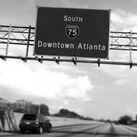 Photo taken at I 75: Exit 260 Windy Hill Rd by Ayaka I. on 3/17/2012