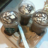 Photo taken at Starbucks Coffee by Rhij T. on 4/21/2012
