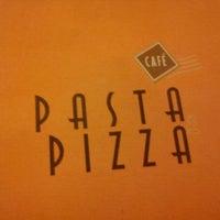 Photo taken at Café Pasta Pizza by Izabela Grambela R. on 9/25/2011