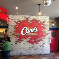 Photo taken at Raising Cane's Chicken Fingers by Robert W. on 7/18/2012