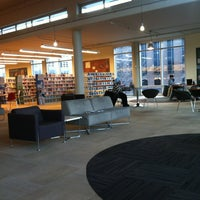 Photo taken at Kansas City Public Library: Plaza Branch by Tsubasa M. on 1/3/2012