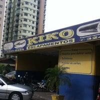 Photo taken at KIKO Escapamentos by Paulo F. on 8/17/2011