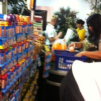 Photo taken at Barracão - Supermercados by Roger L. on 4/21/2012