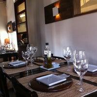 Photo taken at Lisboa Gastronomia by Caroline R. on 7/10/2011
