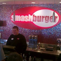 Photo taken at Smashburger by lafinguy on 10/19/2011