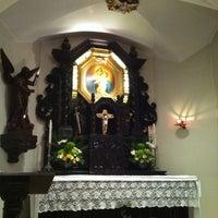 Photo taken at Santuario Schoenstatt Los Pinos by Carolina T. on 8/3/2011