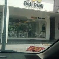 Photo taken at Tutti Frutti by azam on 11/2/2011