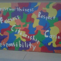 Photo taken at Heritage Elementary School by Kalyn L. on 9/13/2011