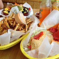 Photo taken at Tito's Burritos & Wings by Jeffrey O. on 7/27/2012