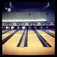 Photo taken at West Seattle Bowl by Jeff C. on 1/28/2012