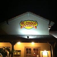 Photo taken at El Cholo Cantina by David C. on 2/11/2011