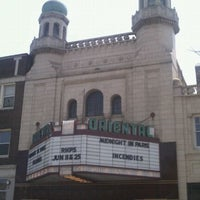 Photo taken at Oriental Theatre by Melanie M. on 6/9/2011