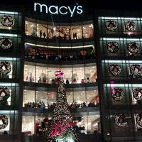 Photo taken at Macy's by Evie M. on 12/4/2011