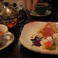 Photo taken at 華乃庵 by Chikaya M. on 11/28/2011