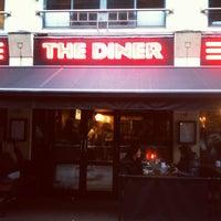 Снимок сделан в The Diner пользователем Metromagnet 10/30/2011