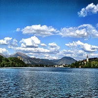 Photo prise au Blejsko Jezero / Lake Bled par Kotaro Y. le5/3/2012