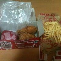 Photo taken at KFC by Richard M. on 4/19/2011
