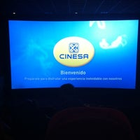 Photo taken at Cinesa Diagonal Mar by Manuel R. on 8/27/2011