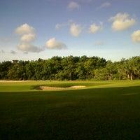 Photo taken at El Manglar Golf Course by Juan T. on 9/5/2012