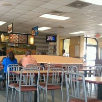 Photo taken at Burger King by Thad T. on 9/23/2011