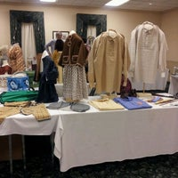 Photo taken at Ladies & Gentleman Of The 1860's Conference by Bart L. on 3/3/2012