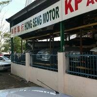 Photo taken at Hong Seng Auto Parts Enterprise by Paul W. on 10/21/2011