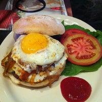 Photo taken at El Corral Gourmet by Tatiana R. on 4/14/2012