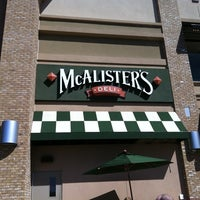 Photo taken at McAlister's Deli by 🍀MartyT🍀 on 3/13/2011