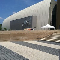 Photo taken at Center of Science and Industry (COSI) by Caroll G. on 8/7/2011