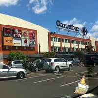 Photo taken at Carrefour by Imie on 3/23/2012