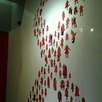 Photo taken at Museum of Design Atlanta (MODA) by Michael M. on 12/2/2011
