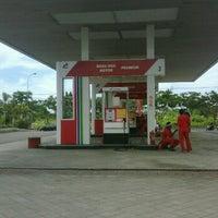 Photo taken at Pertamina 54.807.07 by Halilintar S. on 12/7/2011
