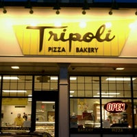 Photo taken at Tripoli Pizza & Bakery by Cara M. on 4/18/2011