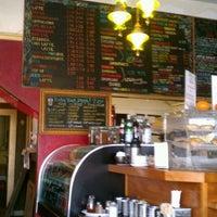Photo taken at Cafe Cabaret by Sarah N. on 11/28/2011