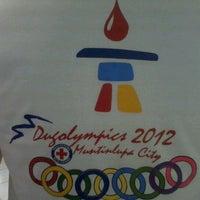 Photo taken at Barangay Hall Sucat, Muntinlupa by Mhaemhae U. on 8/1/2012