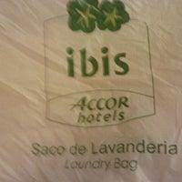Photo taken at Hotel Ibis Maringá by Fabio T. on 2/15/2012