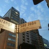 Photo taken at Avenida Ipiranga by Thi N. on 7/28/2012