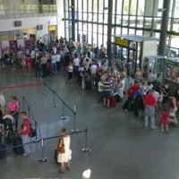 Photo taken at Bydgoszcz Ignacy Jan Paderewski Airport (BZG) by Roman on 7/6/2012