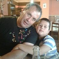 Photo taken at Restaurant O'Higgins by Carlos B. on 1/28/2012