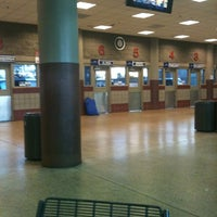 Photo taken at Greyhound Bus Lines by Anthony R. on 3/28/2012