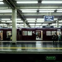 Photo taken at Hankyu Umeda Station (HK01) by Daisuke K. on 5/5/2012