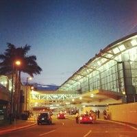 Photo taken at Juan Santamaría International Airport (SJO) by Arturo Z. on 9/7/2012