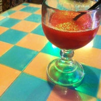Photo taken at Los Dos Molinos by Aimee S. on 6/24/2012