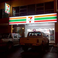 Photo taken at 7 Eleven by am on 11/22/2011