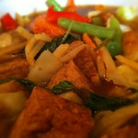 Photo taken at Titaya's Thai Cuisine by Trevor L. on 9/30/2011