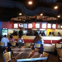 Photo taken at QDOBA Mexican Eats by Robert B. on 5/12/2011
