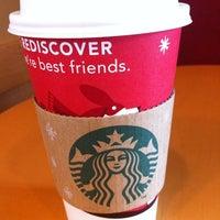 Photo taken at Starbucks by Jiab S. on 1/14/2012